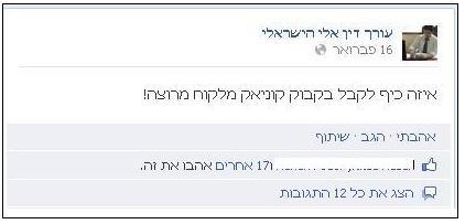עורך דין אלי הישראלי